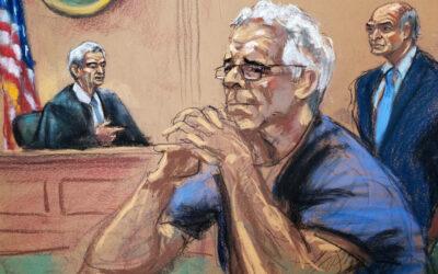 El 'asesinato' de Jeffrey Epstein